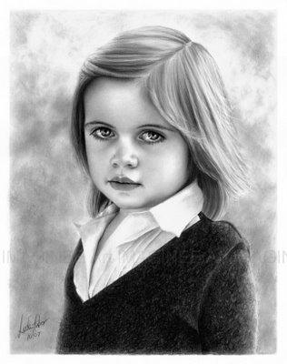 Lukisan Hebat Guna Pensil » Lukisan pensil 24