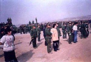 Tibet execution07